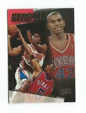 1995-96 Ultra Stackhouse's Scrapbook #S3 Jerry Stackhouse 76ers