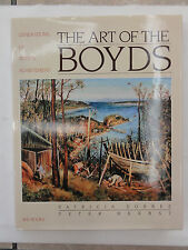 THE ART OF THE BOYDS PATRICIA DOBREZ & PETER HERBST H/B D/W GOOD CONDITION