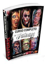 Curso De Tatuaje Completo libro digital Ebook Pdf