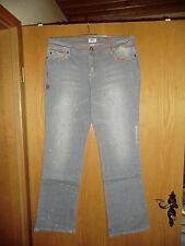 Jeans Hose talla 40 color negro de fashion b.p.c. Bonprix Collection nuevo & OVP