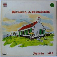 Jacques LOAR (LP 33 Tours) Histoires de Klemskerke - SALEMI