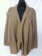 NWT Jones Plus size 1X Textured Tie Front Cardigan