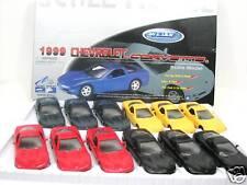 Welly 1999 Chevrolet Corvette case .