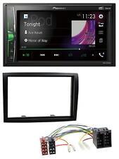Pioneer 2DIN MP3 DAB USB Bluetooth Autoradio für Fiat Ducato Citroen Jumper Peug