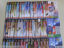 PANINI ADRENALYN XL CHAMPIONS LEAGUE 11/12 - 50 carte base