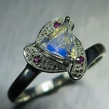 Moonstone Engagement Fine Rings