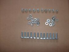 Classic mini front subframe bolt kit - New