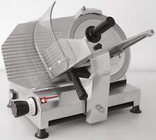 Profi Aufschnittmaschine Schrägschneider (Ø) 300mm Wurstschneider Gastlando