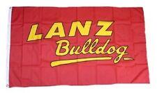 Bandiera - Lanz Bulldog Tipo Carattere (Bandiera/Trakoren / Ihc / Deutz /