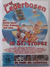 Drei Lederhosen in St. Tropez - 3 Bayern mischen die Riviera auf - Paul Steiner