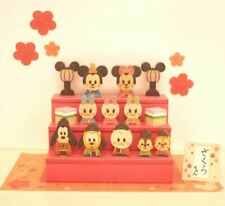 Disney KIDEA Hinamatsuri Ohina-sama wooden Toy Tsumiki Limited Set from japan