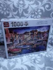 King FLC06/20 Martigues France Puzzle 1000tlg. ab 8 Jahre 15138