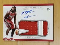 2015 National Treasures Montrezl Harrell Auto RC RPA SILVER /25 Rookie