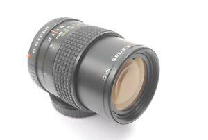 Praktica B fit Carl Zeiss Jena 135mm f3.5 Prakticar (Sonnar) MC lens VGC