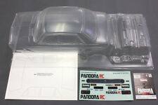 Pandora 1/10 Nissan Sunny B110 4 Door 195mm Clear Body #PAB-144 OZ RC Models