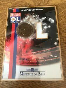 Pièce 1,5 euro Olympique Lyonnais 2009 - Monnaie de Paris