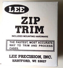 Lee 90899 Lee Precision Zip Trim Case Trimmer *Ships Fast*