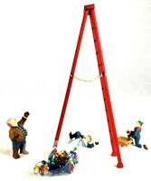 Dept. 56 Heritage Village Christmas Town Tree Trimmers 55662