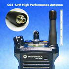 C05 UHF or Vhf TUNED Stubby Antenna for Motorola APX900 APX1000 APX4000 VX-P949