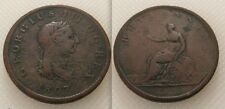 Collectable George III Half Penny Coin .1807 ..