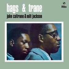 JOHN & JACKSON,MILT COLTRANE - BAGS & TRANE PLUS   VINYL LP NEW!
