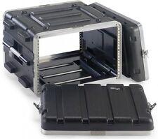 Kunststoffrack 6 HE Effektrack Hartschalenrack ABS Case Effekt Case