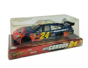 Jeff Gordon 1:24 Diecast Chevy Impala #24 Winners Circle, Dupont Flames 2008 NEW