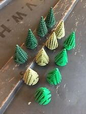 🎄🎄LEGO Trees 4x Small Dark Green Pine Christmas Tree - City Town - NEW🎄🎄