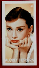 AUDREY HEPBURN - Card # 04 individual card, issued by Redsky in 2011