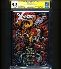 X-Men Prime #1 CGC 9.8 SS x2 STAN LEE +1 Venomized Variant RARE LIMITED EDITION