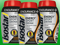 (14,56€/kg)   3 Dosen Isostar Long Energy Orange a 790g