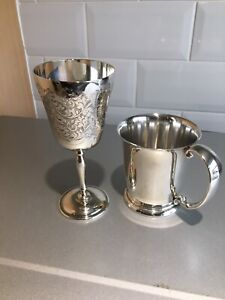 Silver Goblet & Cup 250g Scrap?