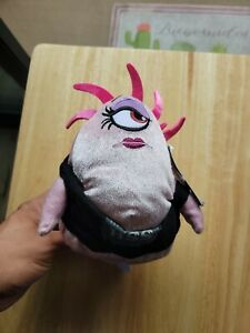 Rhonda HSS Goth Sorority Plush Monsters University 6.5 inch
