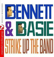 Strike Up The Band - Tony Bennett (2013, CD NIEUW) CD-R