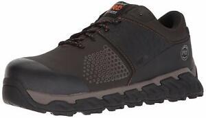 Timberland PRO Men's Ridgework Low Composite Toe Industrial Boot TB0A1KCX