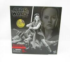 Rey Jedi Training STAR WARS Black Series MIB Hasbro TRU Exclusive