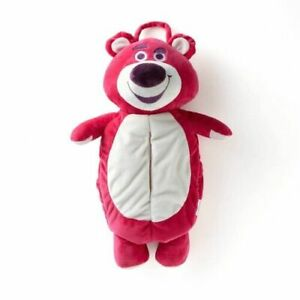 New Disney Toy Story Wall-mounted Plush Tissue Case lotso bear