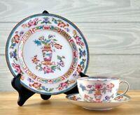 Royal Doulton Tea Cup Saucer Bread Butter Salad Plate Set England E2928 Rare
