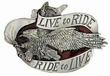 Men's Motorcycle Belt Buckles