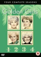 Golden Girls Seasons 1 to 4 DVD NEW DVD (BUG0260201)