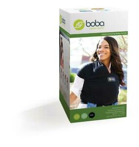 Boba Baby Wrap Navy Blue 0-36 Months 7-35 lbs Pounds Infant wrap carrier