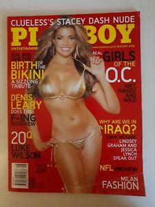 Playboy August 2006