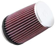 "RC-2600 K&N Universal Chrome Filter 2-7/8""FLG,4""OD B,3""OD CR T,5""L"