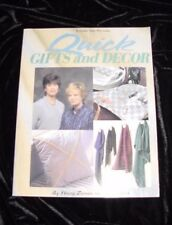 Quick Gifts and Decor by Gail Brown and Nancy Zieman (1998,