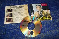 Sherlock HOLMES CONSULTING DETECTIVE PC rarità 1991 Merce Nuova