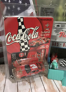 Car 1:64 Action NASCAR Dale Earnhardt Sr Coca Cola Coke Chevy Limited Edition