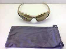 NEW PAIR RUDY PROJECT WIZAARD PLATINUM SUNGLASSES W LASER BRONZE LENSES !! SALE