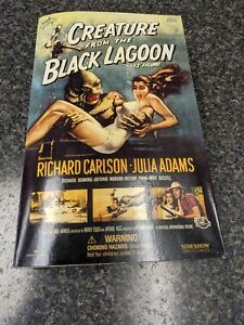 """Creature From The Black Lagoon Silverscreen Exclusive 12"""" Figure By Sideshow NEW"""