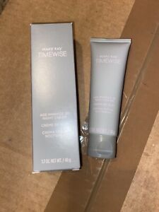 Mary Kay Timewise Age Minimize 3D Night Cream Combination Oily 1.7oz New In Box