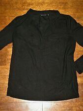 River Woods Knappe katoen/modal/polyester blouse. Maat 38.